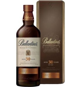 Ballantines Blended Scotch Whisky 30 Years
