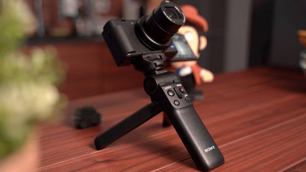 Braccio selfie Sony ZV-1