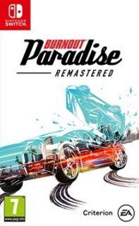 Electronic Arts Burnout Paradise Remastered Switch