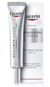 Eucerin Hyaluron Filler Contorno Occhi 15ml