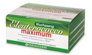 Farmaderbe Eleuterococco Maximum Fiale