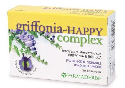 Farmaderbe Griffonia Happy Complex