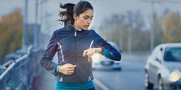 Fitness tracker per inquinamento