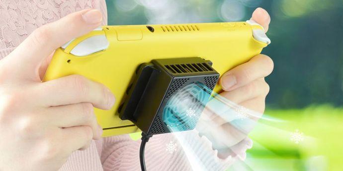 Gadget che raffredda Nintendo Switch