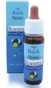 Guna Fiori di Bach Resource Goodnight 20ml
