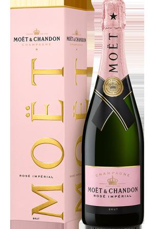 Moet et Chandon Rose Imperial Champagne AOC