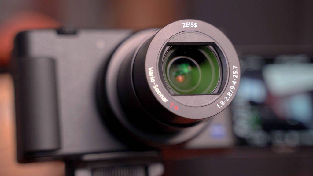 Obiettivo telescopico Sony ZV-1