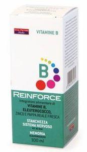 Vital Factors Reinforce Vitamine B