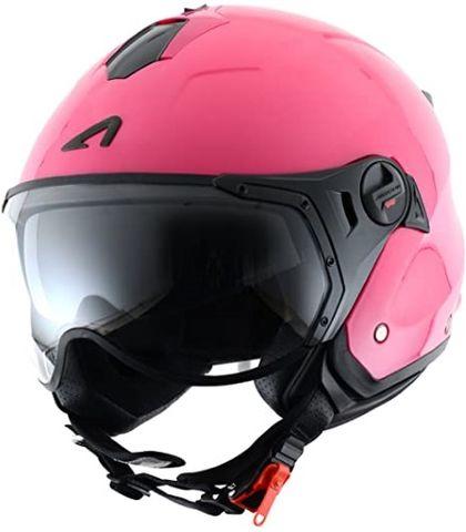 astone caschi gloss pink