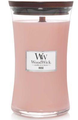 candela woodwick rose
