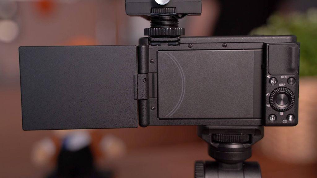 display ribaltabile Sony ZV-1