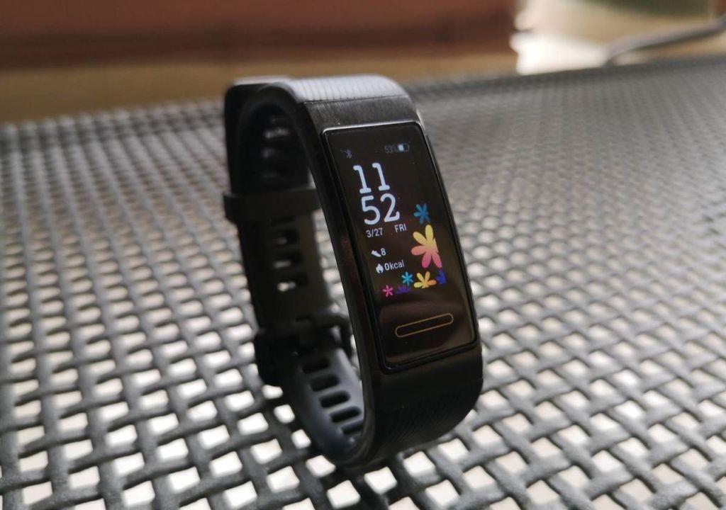 display Huawei Band4 Pro