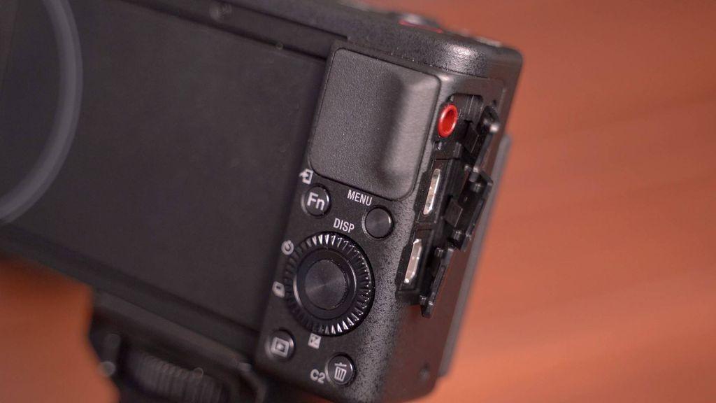 porte Sony ZV-1