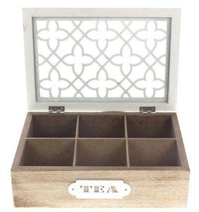 scatola porta tisane