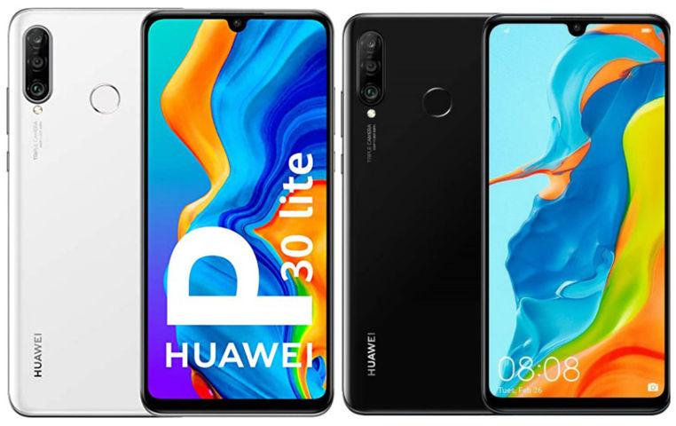 Huawei P30 Lite e Huawei P30 Lite New Edition