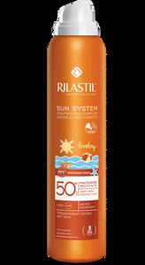 Rilastil Sun System Baby Trasparente Spray SPF50 plus