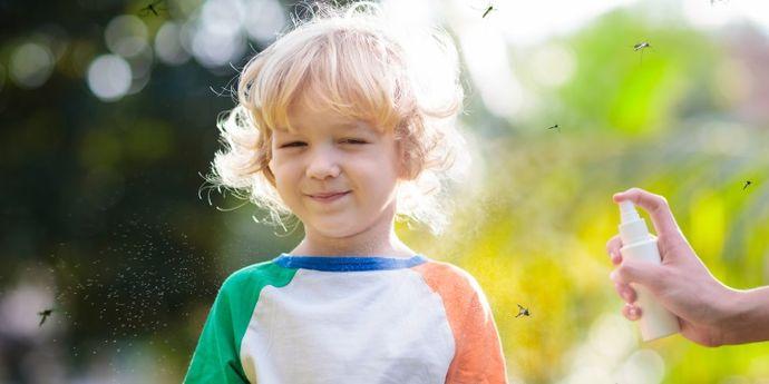 i migliori rimedi antizanzare bambini