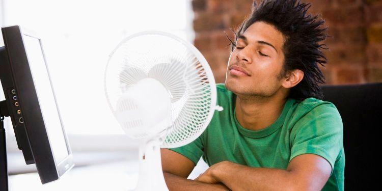 smart working caldo