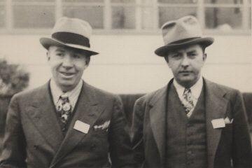 Fratelli Galvin fondatori di Motorola
