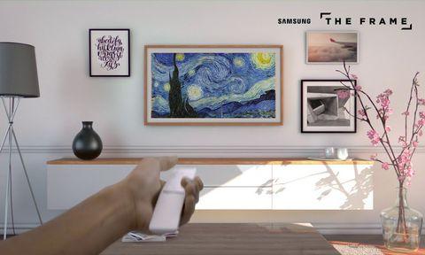 TV Samsung The frame