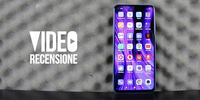 Video recensione Xiaomi Redmi Note 9