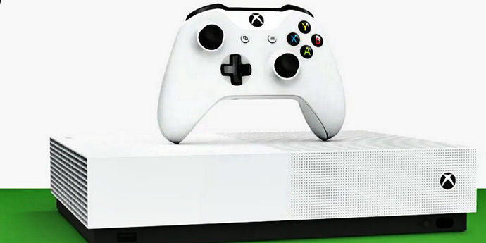 Xbox X in pensione