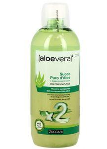 Zuccari Aloevera2 Succo Puro d Aloe