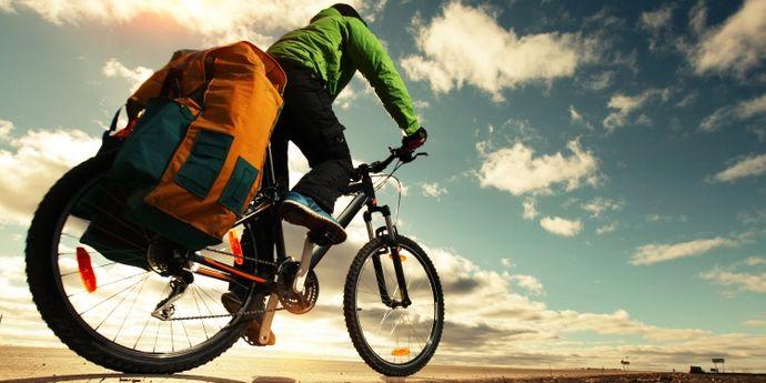 attrezzatura cicloturismo