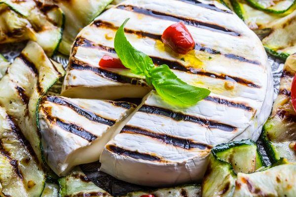 formaggio alla griglia