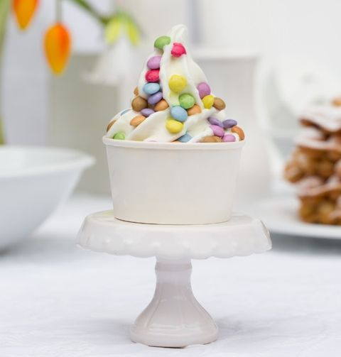 gelato allo yogurt ricetta