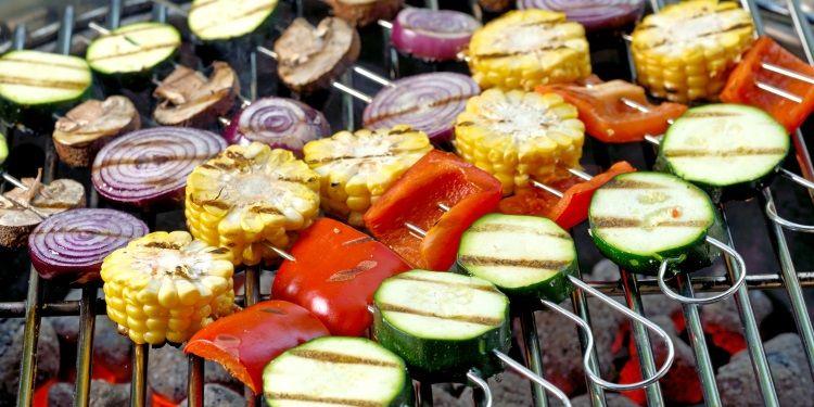 grigliata vegetariana