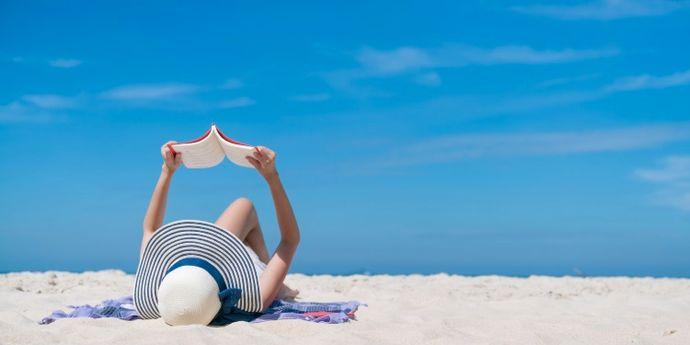 libri da portare in spiaggia