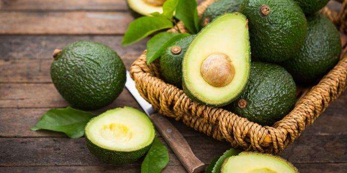 proprietà avocado