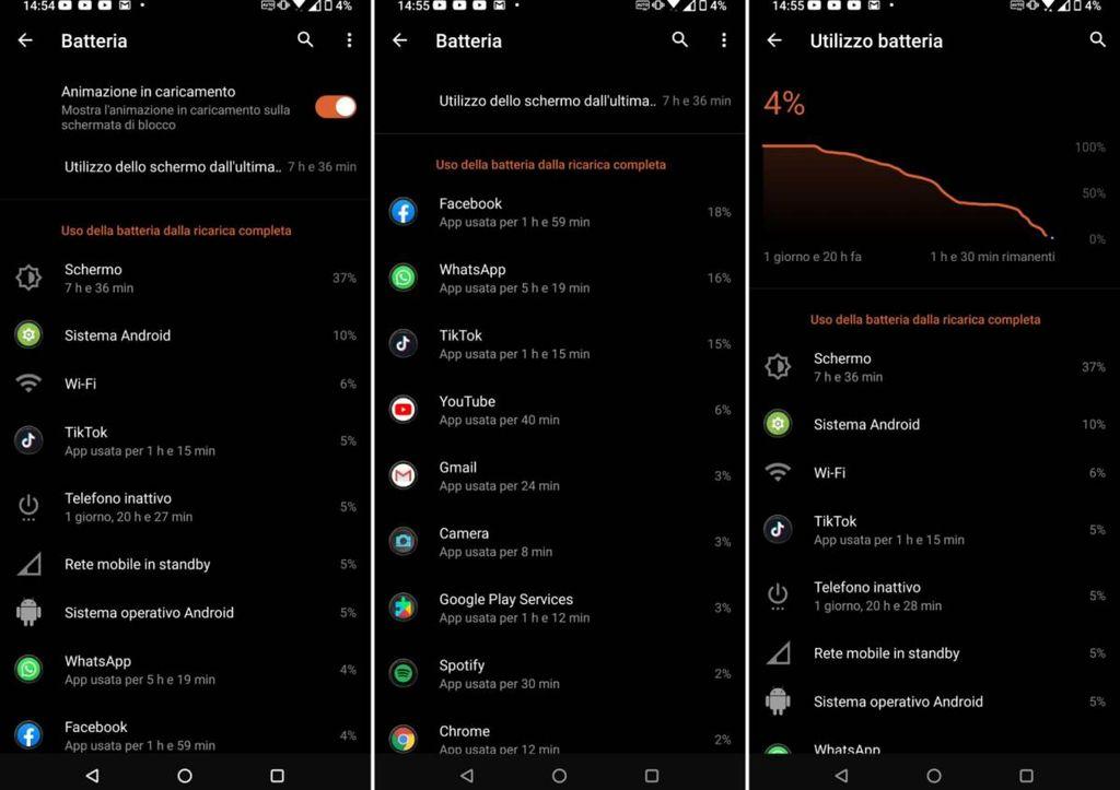 rog phone 3 autonomia