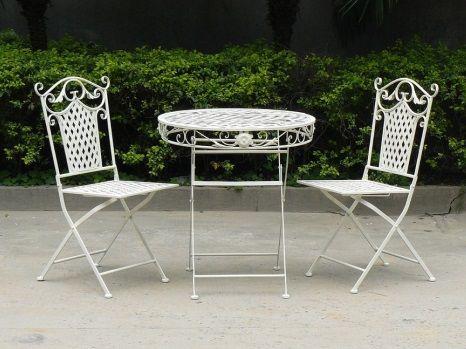 salotto-da-esterno-set-giardino-sedie-pieghevole-tavolo-tondo-ferro-colore-bianco