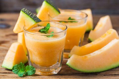Smoothie al melone