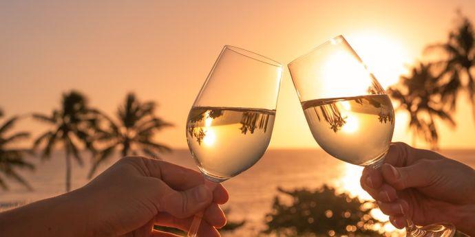 vino bianco per estate