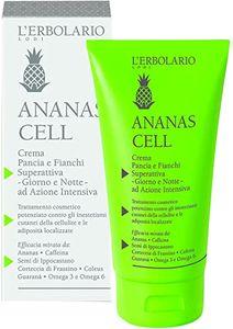 L Erbolario Ananas Cell Crema Superattiva giorno e notte 200ml