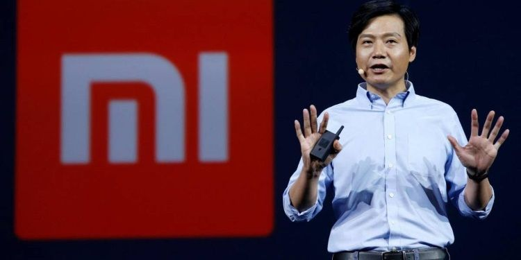 Lei Jun ceo di xiaomi