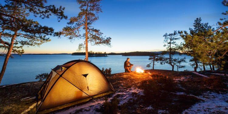 accessori da portare in campeggio