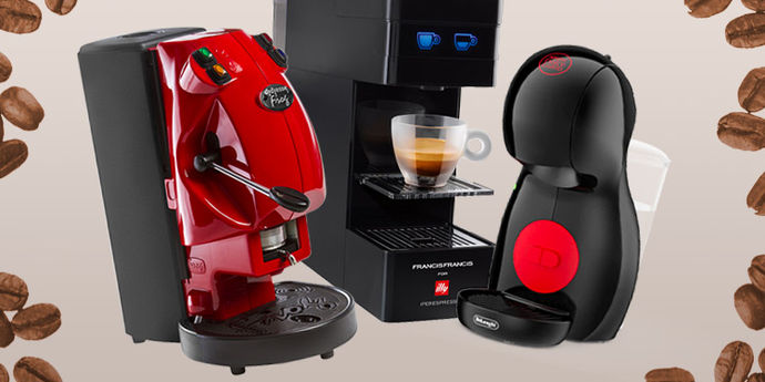 le migliori macchine da caffè