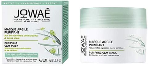 Jowaé Maschera all'Argilla Purificante 50ml