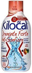 Kilocal Drenante Forte Anti-Gonfiore Tropicale 500ml