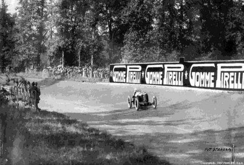 Pneumatici Pirelli 1929