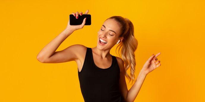 i migliori smartphone per ascoltare musica