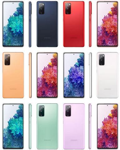 Galaxy S20FE varianti di colore