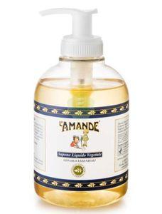 L Amande Marseille Sapone Liquido 500ml