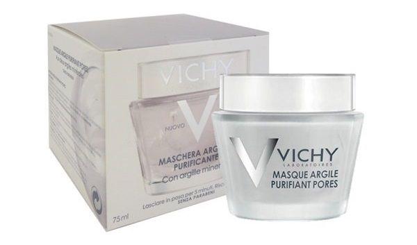 Vichy Maschera Minerale Argilla Purificante 75ml