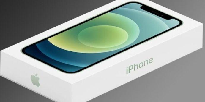 iPhone 12 confezione