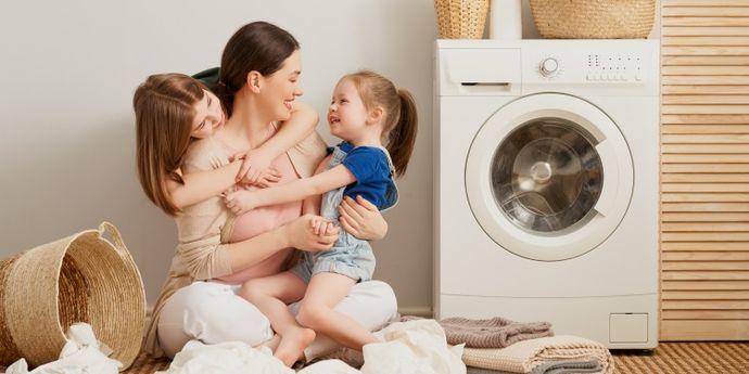 lavatrice per famiglie numerose